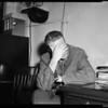Narcotics suspect (peddler), 1959