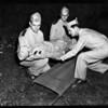 Local men at Seventh-Day Adventist Medic Camp in Michigan, 1952