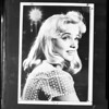 "Sue Lyon - 14 years (to play part of ""Lolita""), 1960"