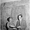 New Minister of Christian Education at Oneonta Church, 1956