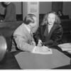 Misrepresentation suit, 1952