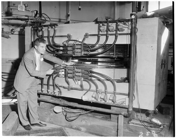 New Cyclotron, 1958