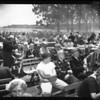 Dedication of Hearst Park, 1953