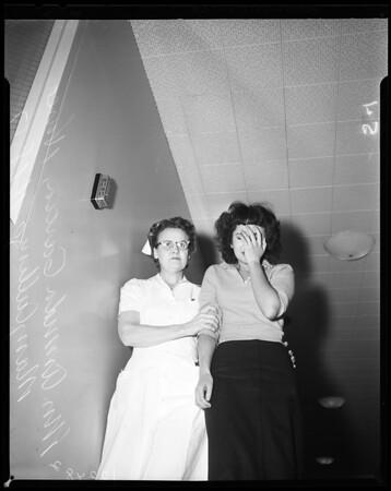 Attempt suicide, 1957