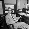 Chief deputy director of planning of Los Angeles County, 1958