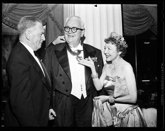 International Night, 1960