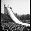 Ski jump, 1951