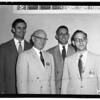 Methodist conference, 1952