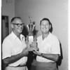 West Coast Shoe Travelers Association Annual Golf Tournament, 1959