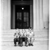 Back to school ... Long Beach, 1951