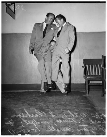 Midget Samson, 1951