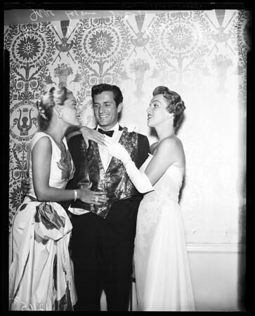 Bachelor of year, 1957