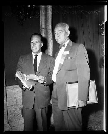 California Real Estate Association, 1957