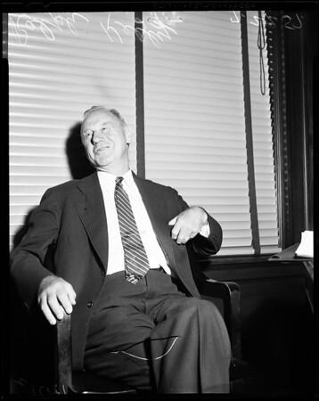 Customs Commissioner, 1957