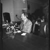 Un-American hearing, 1951