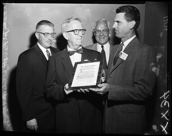 Ad Club, 1957