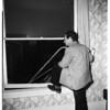 Saint George Hotel Fire (115 East Third Street), 1952