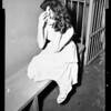 Arson suspect, 1952