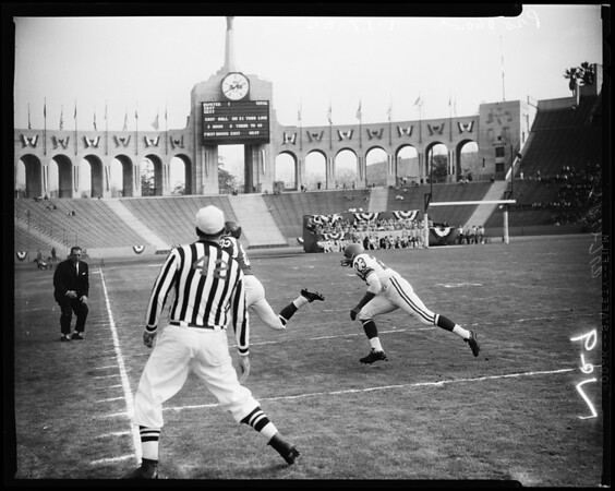 Football, professional, 1960