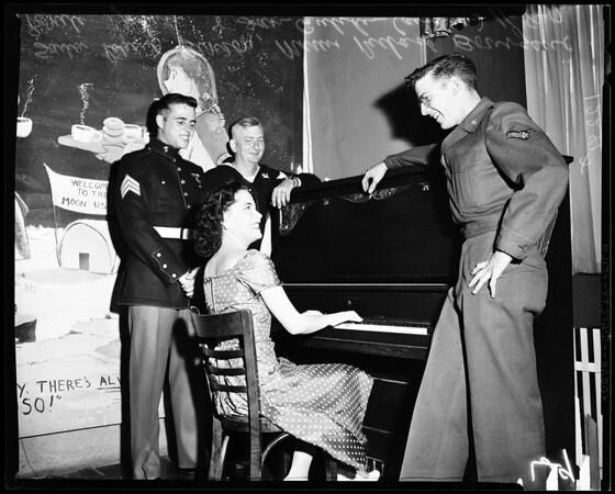Veterans Day, 1957.
