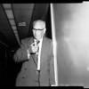 Bunco arrest, 1957