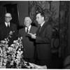 Garden Club luncheon, 1954