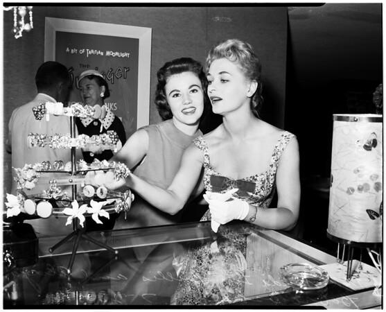 Miss Universe contest, 1958