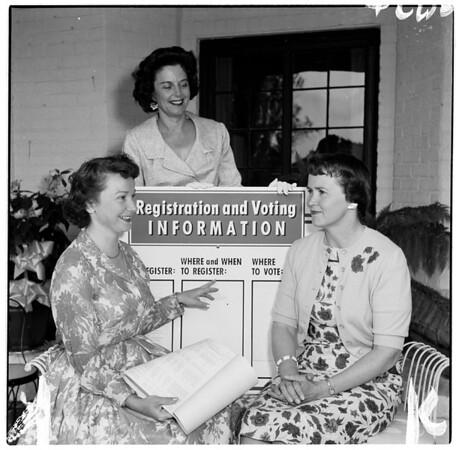 United Church Women, 1960