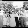 Family reunion, 1957
