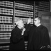 New associate justice, 1959