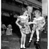 "Marion Davies Clinic children at Walt Disney ""Wonderland Party"" at Burbank studio, 1951"