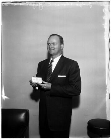 Signatures, 1960