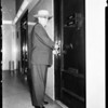 Biscailuz retires, 1958