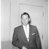 Jury box, 1961