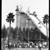 Ski jump (Los Angeles County Fair, Pomona), 1951