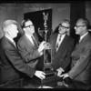 Press club, 1957