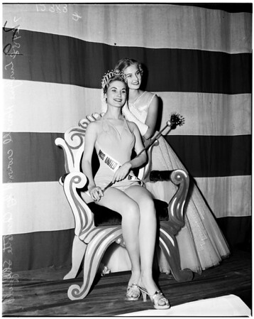 Miss Universe contest (Miss USA of 1959), 1958
