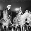 Sheriff's Rodeo at Coliseum, 1961