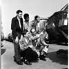 Boys day in industry (Chrysler Plant), 1952