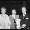 Lana Turner at Board of Supervisors, 1959
