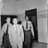 Murder preliminary, 1957