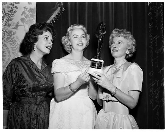 Genii Award, 1961