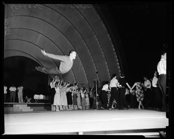Russian dancers, 1959