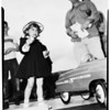 Egg rolling (20-30 Club in Peck's Park, San Pedro, 1952