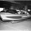Boat Show at Great Western Exhibit Building, 1960