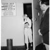 Nude girl, 1952.