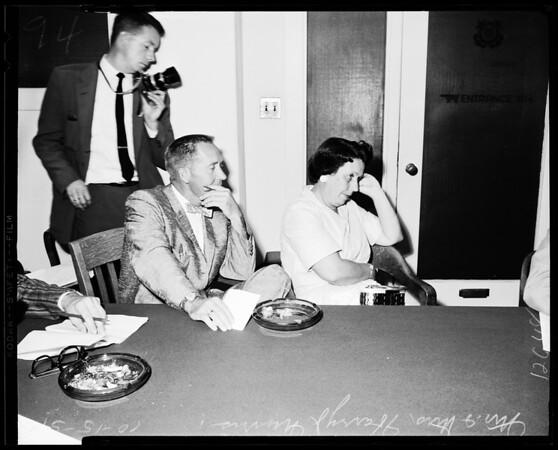 Test pilots convention, 1959