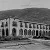 The Gardner building, which is the first unit in Malaga Cove Plaza