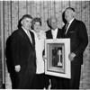 City of Hope board of directors award, 1959