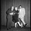 "Hollywood comedy club ""Old Timers"", 1957"